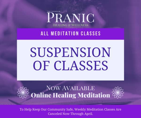 Covid19 Meditation Update